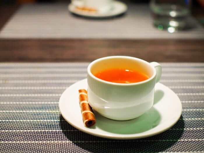 エッセンスレストラン お茶