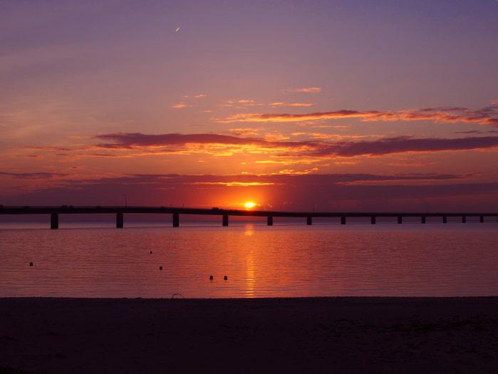 宮古島 サンセットビーチ