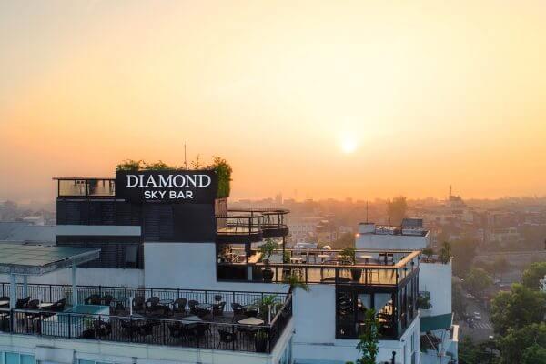 Diamond Sky Bar おすすめ