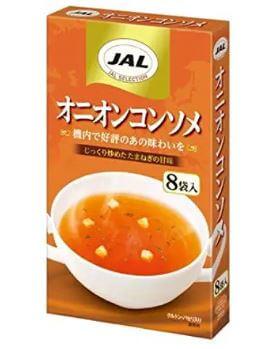 JALオニオンコンソメスープ