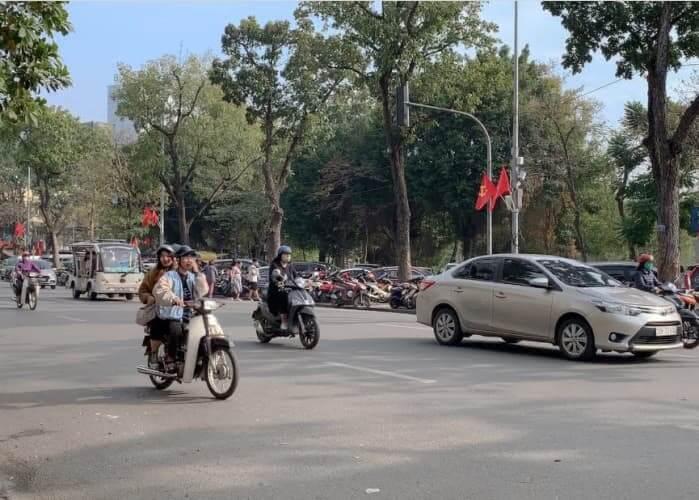 ベトナム 移動手段