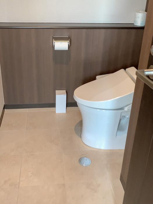 グランヴィリオリゾート石垣島トイレ