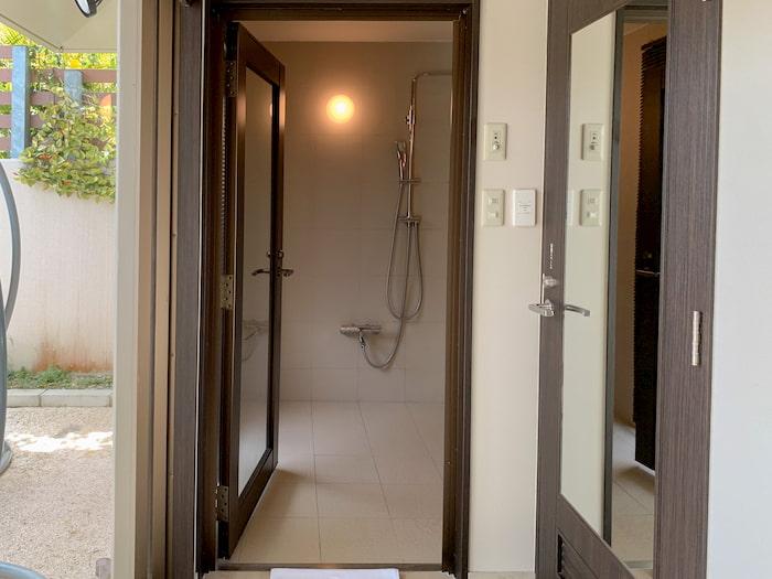 グランヴィリオリゾート石垣島バスルーム