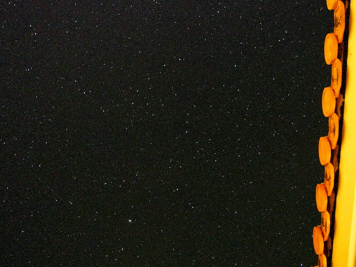 グランヴィリオリゾート石垣島星空