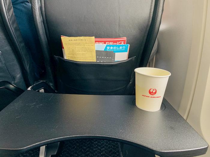 JAL国内線非常口座席まとめ