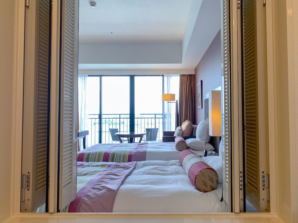 サザンビーチホテルプレミアムハーバーグランデお風呂