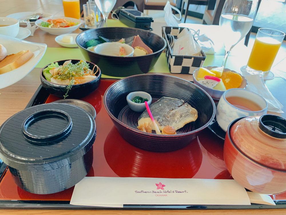 サザンビーチホテル朝食1