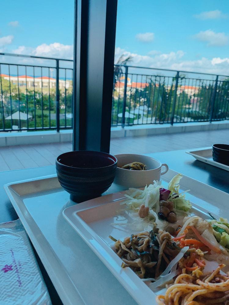 サザンビーチホテル朝食2