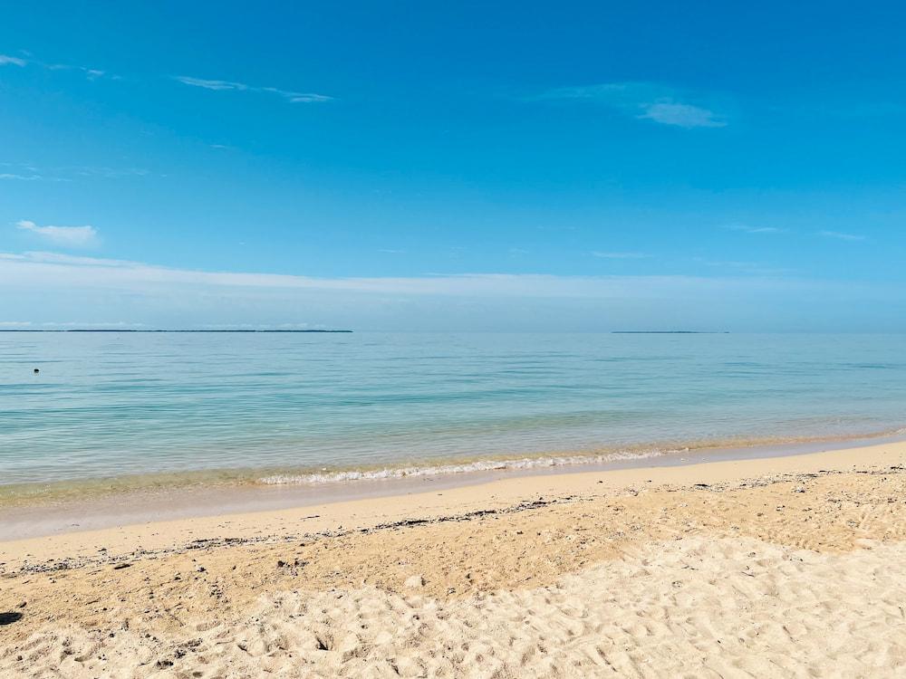 小浜島ビーチ