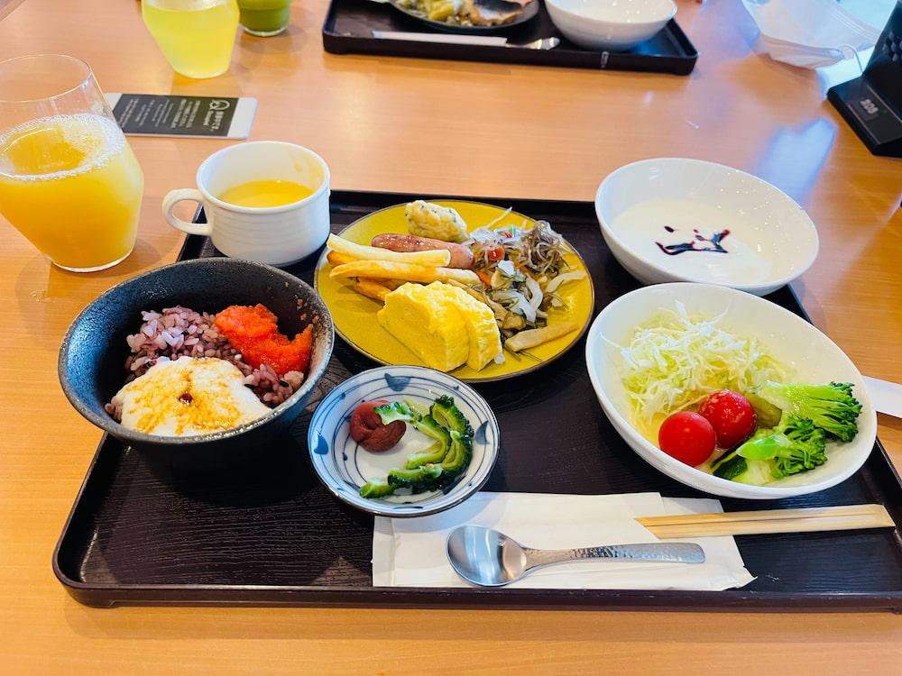 はいむるぶし朝食2
