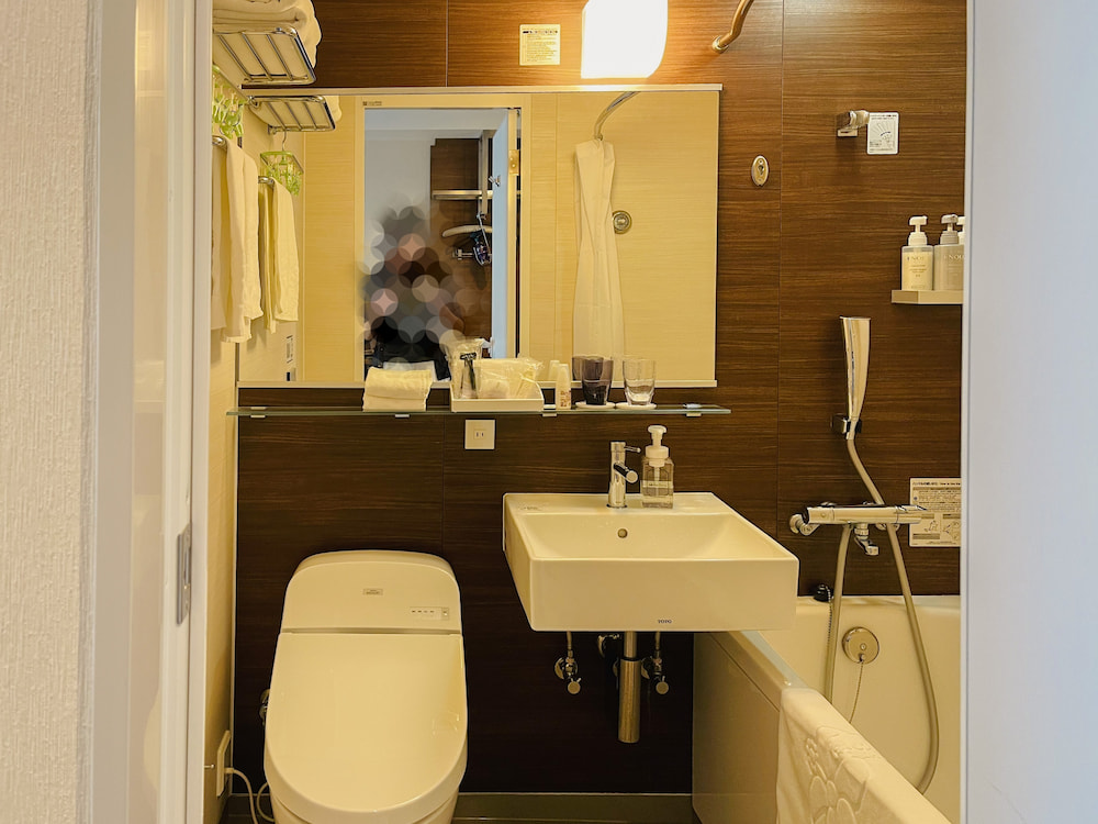 ホテルミヤヒラバスルーム
